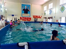 Bơi lội, môn thể thao dưới nước diệu kỳ