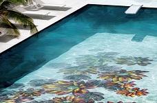 Chọn loại gạch ốp phù hợp nhất với bể bơi