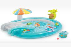 Cùng lựa chọn và sắm sửa bể bơi phao cho bé để đón nắng hè 2018