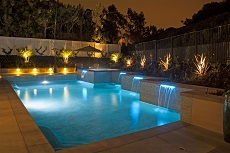 Lợi Ích Đèn Led Trang Trí Bể Bơi Mang Lại