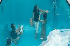 Những bể bơi đẹp nhất thể giới - Chiêm ngưỡng hồ bơi ảo giác tại Nhật Bản