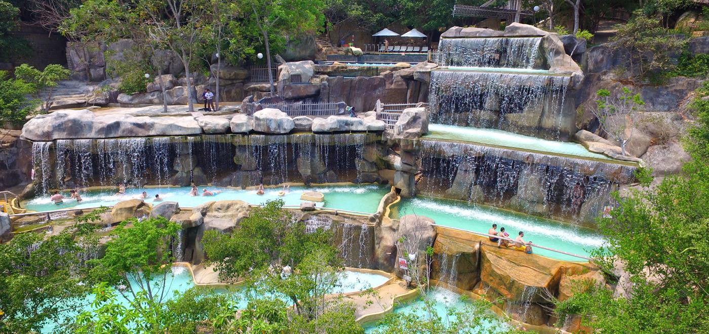 Những bể bơi đẹp ở Việt Nam được thế giới bình chọn