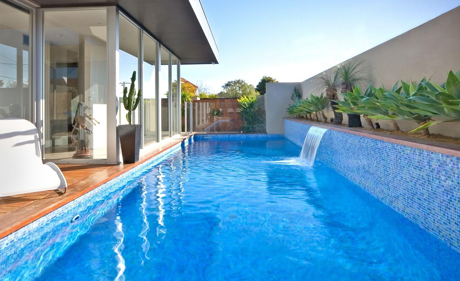 Những lưu ý nhỏ cần thiết khi xây bể bơi
