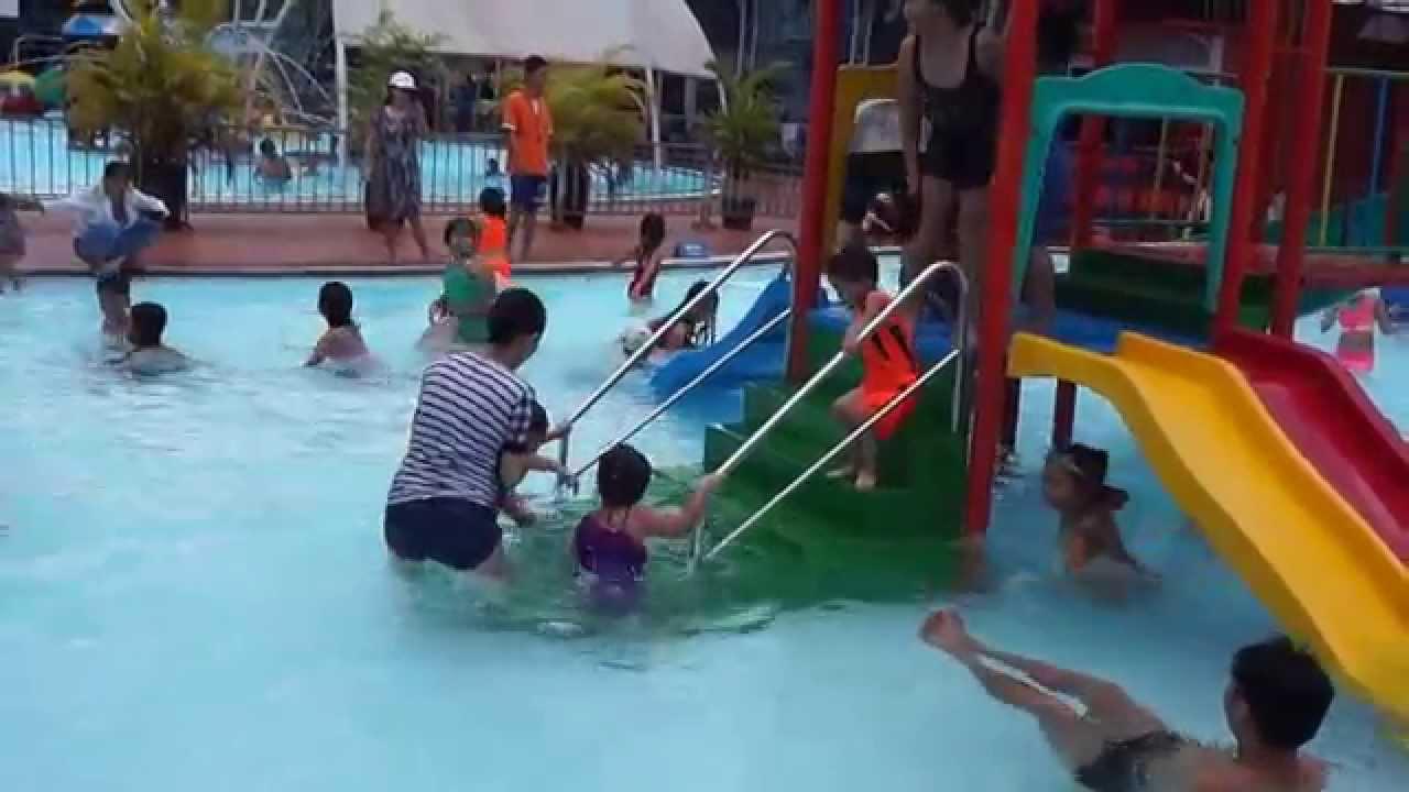 Những rủi ro thường gặp khi sử dụng hồ bơi