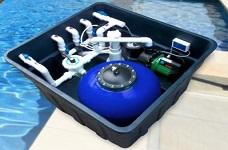 Quy trình vận hành hệ thống lọc bể bơi