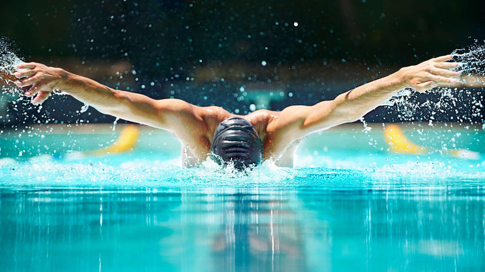 Tác dụng tuyệt vời cho cơ thể bạn khi đi bơi