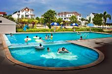 Xây dựng bể bơi kinh doanh - Thu lợi nhuận cao lâu dài từ bể bơi công cộng