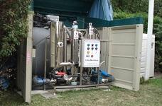 Xử lý nước hồ bơi hiệu quả với hệ thống Ozone